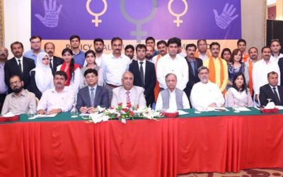 Policy Dialogue on Acid Crimes and related Legislation in Sindh
