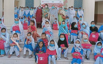 Hygiene and Behavior Change Coalition Project in Sindh